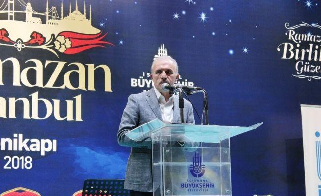 """AK Parti İstanbul Milletvekili Babuşcu: """"24 Haziran Türkiye'de yeni bir ufka yelken açabilmenin startı"""""""