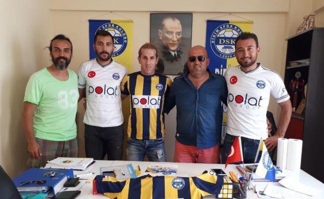Didimspor transfer sezonuna hızlı girdi