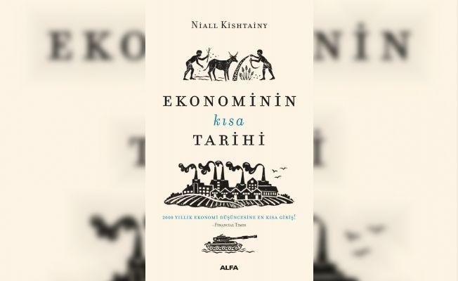 Araştırma kitabı Ekonominin kısa Tarihi, raflarda