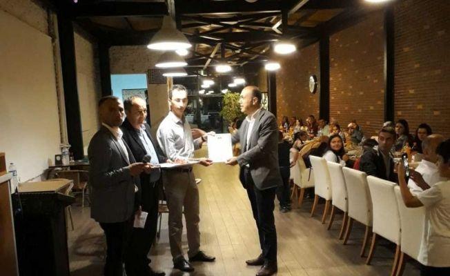 -SANKO'dan Tokat Erbaa'da çalışanlarına iftar yemeği