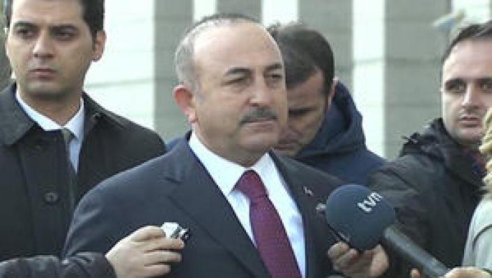 Yunan Başbakanlığı'nın Çavuşoğlu'nun açıklamalarına tepkisi