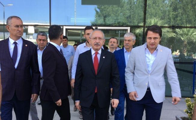CHP lideri Kılıçdaroğlu, İzmir'de