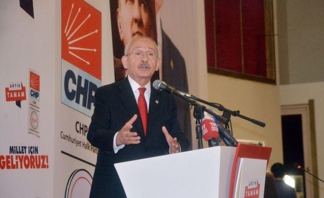Kılıçdaroğlu Balıkesir'de iş dünyası ve sivil toplum kuruluşu temsilcileriyle bir araya geldi