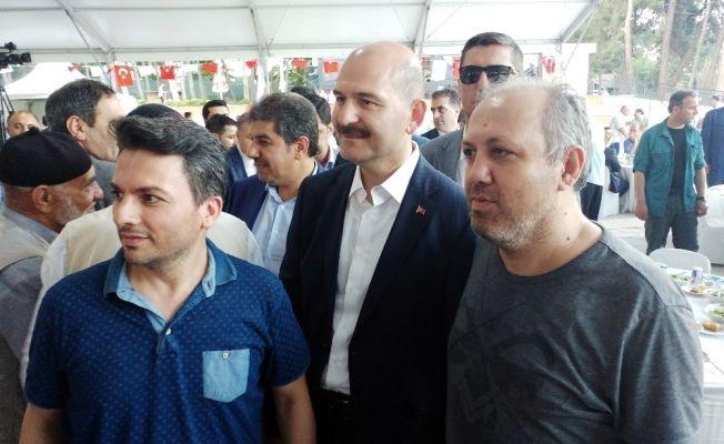 """Bakan Soylu: """"Artık makus talihine sığınan bir Türkiye yok"""""""