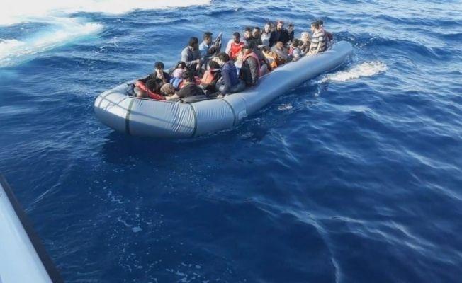 (Özel Haber) Ege'de 5 ayda 10 bin kaçak göçmen yakalandı