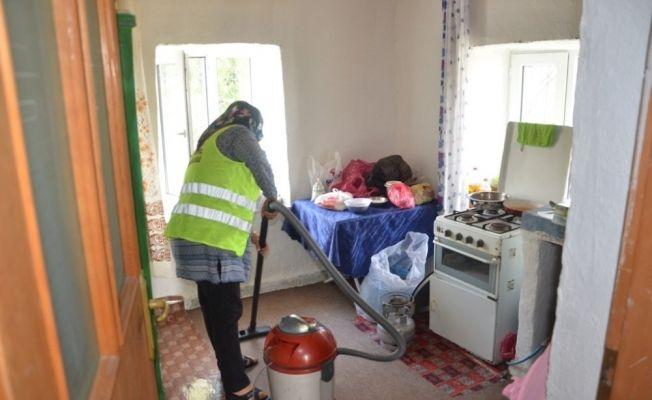 Ereğli'de evde bakım hizmeti takdir topluyor