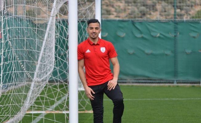 Murat Uçar'dan Altınordu'ya 2 yıllık imza