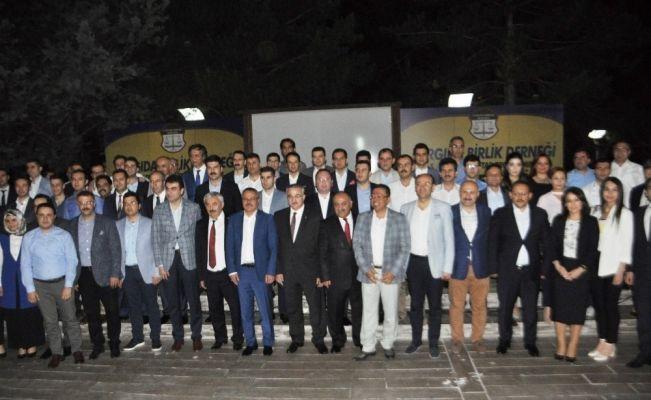 """HSK üyesi Alp Arslan: """"2014'te HSYK seçimlerinde FETÖ yenilgiye uğratıldı"""""""