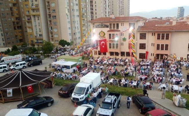 Yörüklerin merkez otağı Bursa'da açıldı