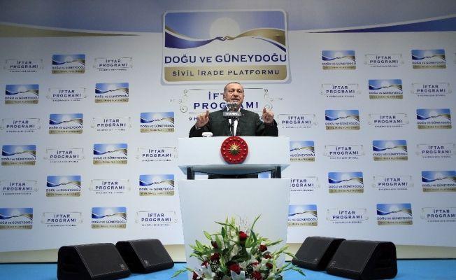 """Cumhurbaşkanı Erdoğan: """"Avusturya Başbakanının attığı adımlar dünyayı haçlı-hilal savaşına götürüyor"""""""