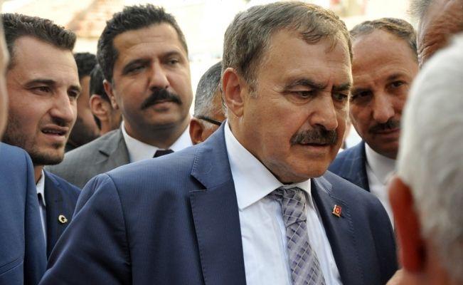 """Bakan Eroğlu: """"Biz vatandaşımıza değer veriyoruz"""""""