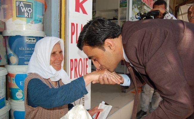 """MHP Milletvekili Adayı Fatih Satılmış: """"Cumhur İttifakı tam destek görüyor"""""""