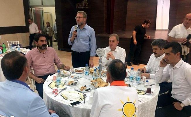 Ahmet Tan: Türkiye düşmanları, güçlü Türkiye istemiyor