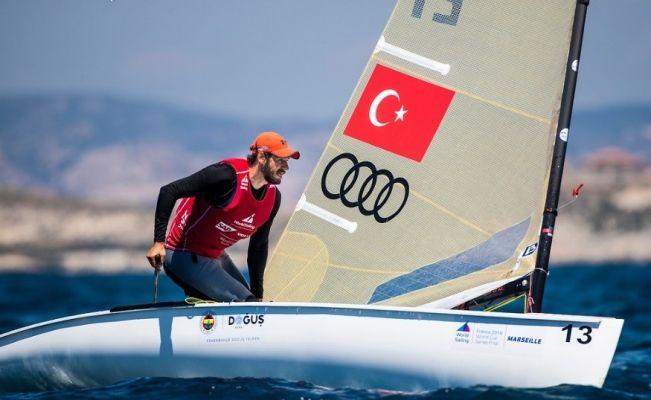 Alican Kaynar, Dünya Kupası'nda 4. oldu