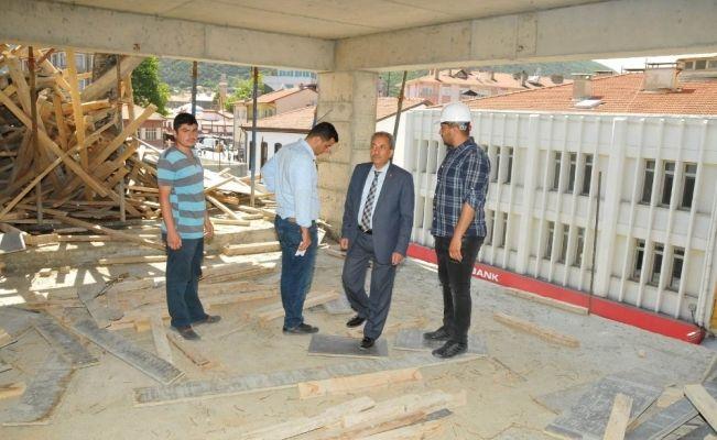 Akşehir'in çehresi değişiyor