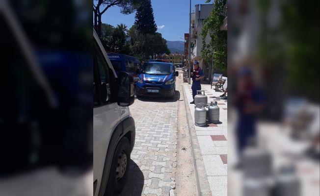 Kargo kamyoneti yayayı ezdi: 1 ölü