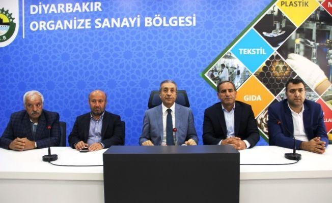 Mehdi Eker, OSB yatırımcısına müjdeyi verdi
