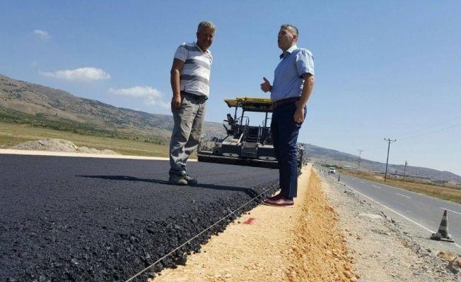 Cumhurbaşkanı Erdoğan'ın Eskişehir-Sarıcakaya yolu müjdesi