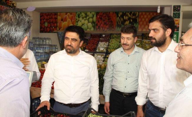 "Ercik: ""AK Parti hizmetin adresi oldu"""
