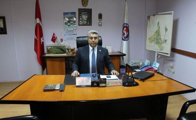Başkan Çalışkan: Bakanımızın bölgemize yapılacak olan bor karbür tesisi ile ilgili açıklamalarının takipçisi olacağız