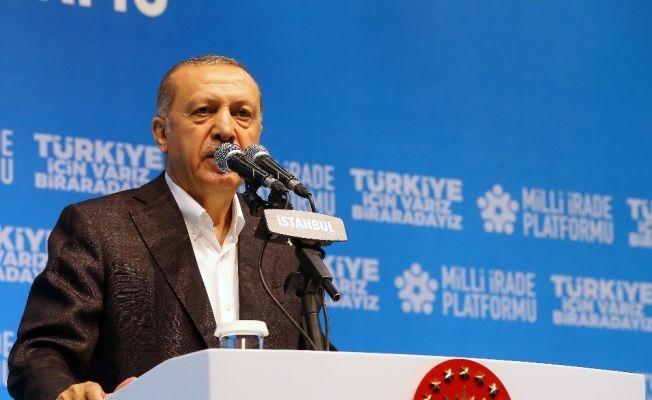 """Cumhurbaşkanı Erdoğan: """"Suruç'ta milletvekilimize yönelik yapılan saldırıyı şiddetle kınıyorum"""""""
