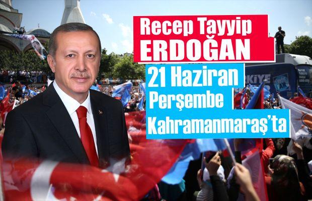 Cumhurbaşkanı Erdoğan, Geliyor