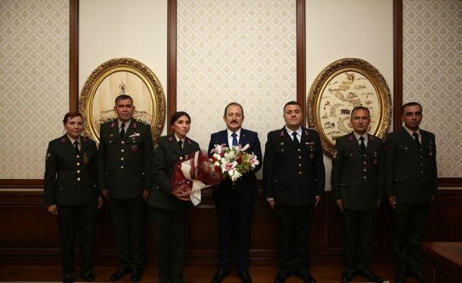 Jandarma Teşkilatı'nın 179'uncu kuruluş yıldönümü kutlanıyor