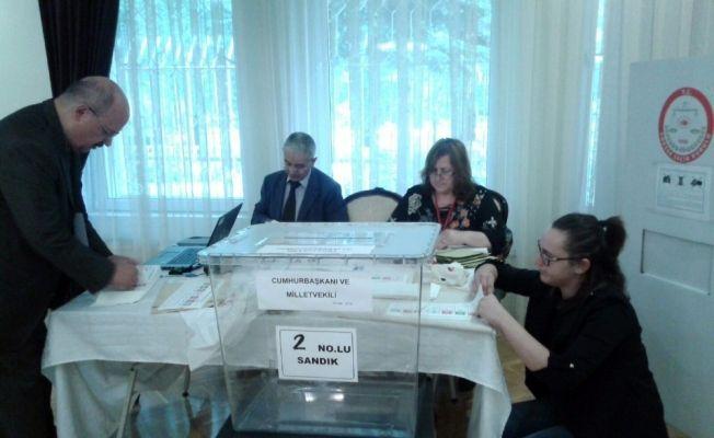 Bulgaristan'daki Türkler 24 Haziran için sandık başında