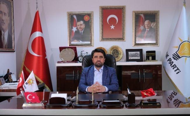 """AK Parti Mersin İl Başkanı Ercik: """"Muhtarlarla ilgili iddia gerçek dışıdır"""""""
