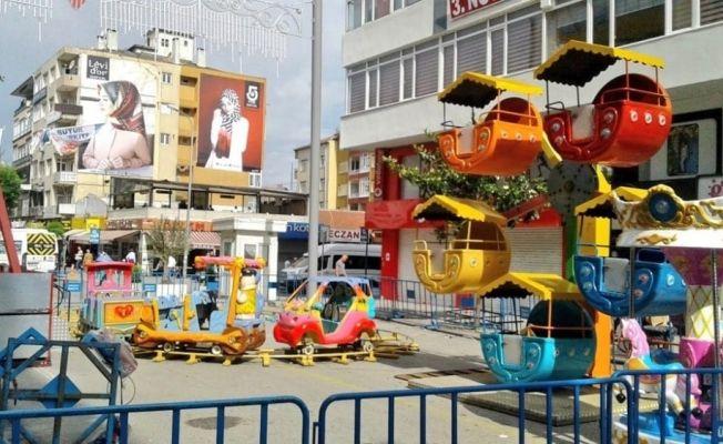 Ümraniye Belediyesi çocuklara çifte bayram yaşattı