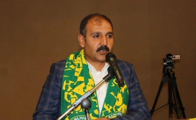 Şanlıurfaspor'da başkan değişmedi