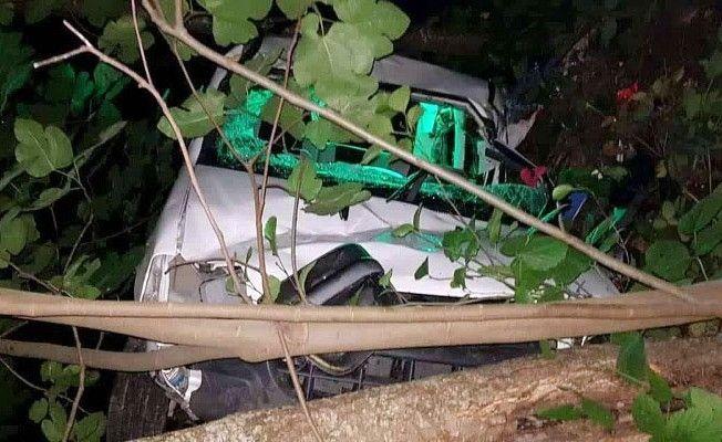 Giresun'da iki ayrı trafik kazası: 3 ölü, 4 yaralı