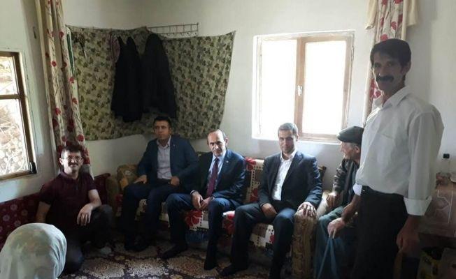Başkan Halil Başer: Şehitlerimize,Gazilerimize çok şey borçluyuz