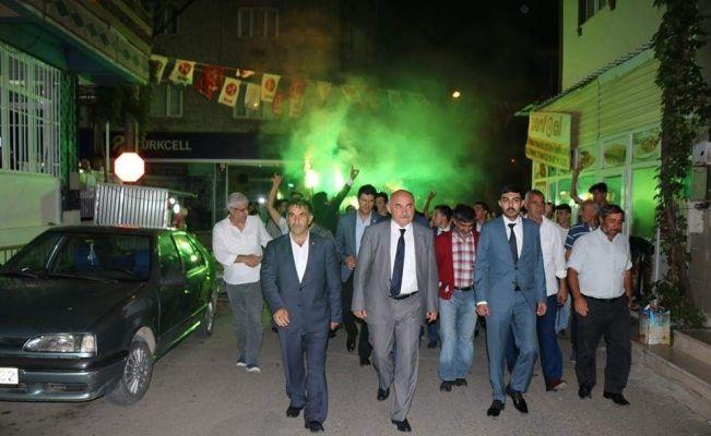 MHP Bursa Milletvekili Adayı Mustafa Hidayet Vahapoğlu: