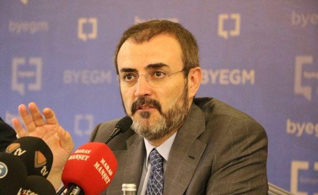 """AK Parti Sözcüsü Ünal: """"Kandil'de 10'un üzerinde PKK kampı yerle bir edildi"""""""