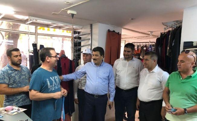 """Milletvekili adayı Çelik, """"Milletimiz cevabı sandıkta verecek"""""""