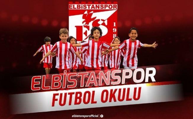 Elbistanspor futbol okulu açılıyor
