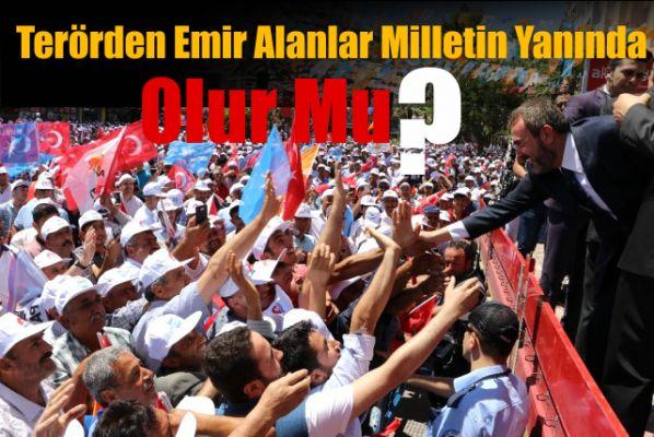 HDP terörden emir alıyor
