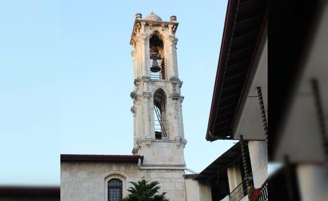 """Hatay'da """"St. Pierre Aziz Petrus ve Pavlus Bayramı"""" kutlamaları başladı"""
