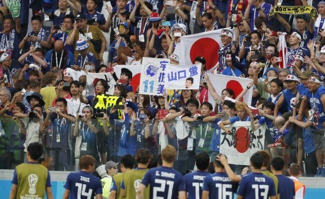 Japonya, Fair-Play ile üst tura yükseldi