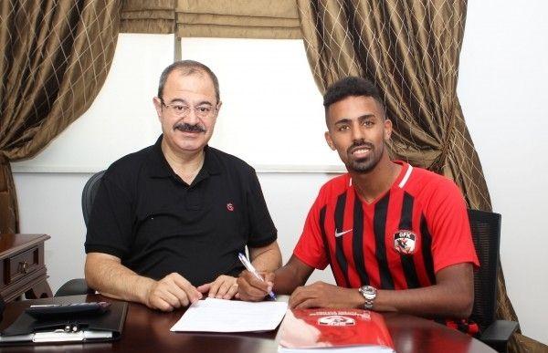 Gazişehir, Avusturyalı golcü Chabbi ile 3 yıllık sözleşme imzaladı