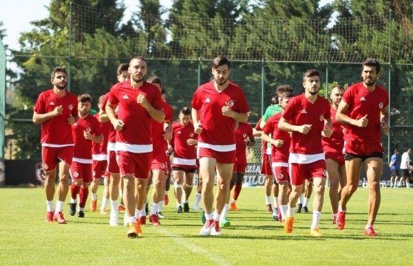 Gazişehir yeni sezon hazırlıklarını sürdürüyor