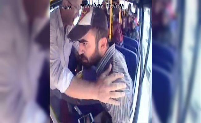 Özel halk otobüsündeki ölümlü kavganın şüphelisi yakalandı