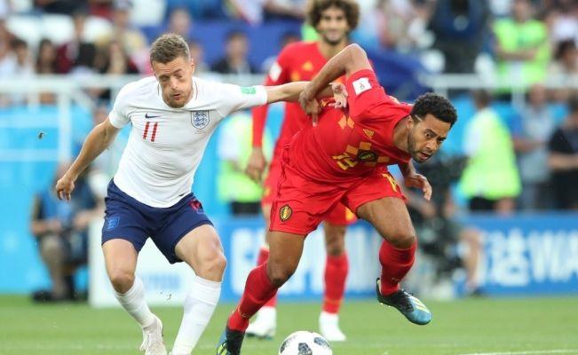 2018 FIFA Dünya Kupası: İngiltere: 0 - Belçika: 1