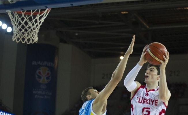 2019 FIBA Basketbol Dünya Kupası Elemeleri: Türkiye: 80 - Ukrayna: 66