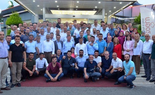 AK Parti Ortahisar'da yerel seçimlerin startını verdi