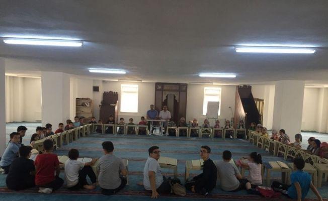 Müftü Yavuz: Yaz Kur'an Kursları için bin 703 öğrenci kayıp yaptırdı