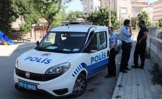 Kaybolan kız çocuğu için mahalleli ve polis seferber oldu