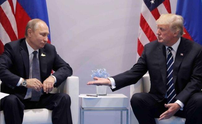 Trump ve Putin görüşmesinin içeriği belli oldu