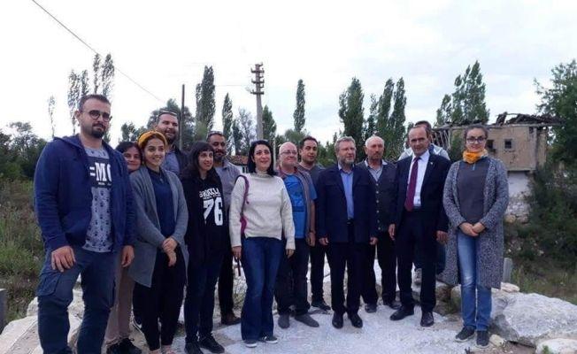 Milletvekili Ahmet Tan: Çavdarhisar, Kütahya turizminin merkezi olacaktır